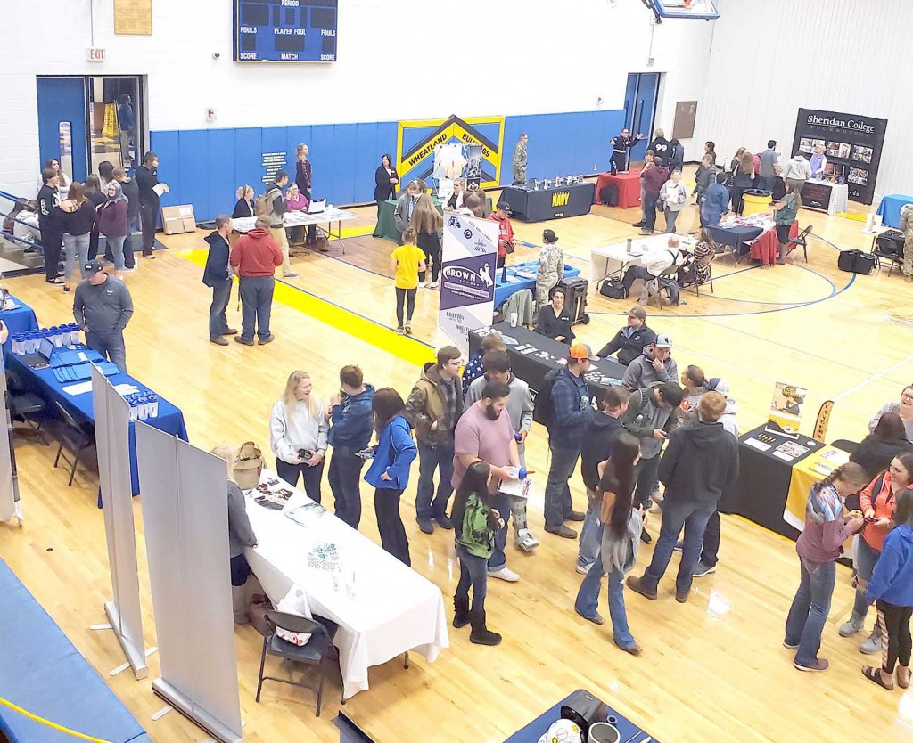 Unemployed and under-employed attend job fair